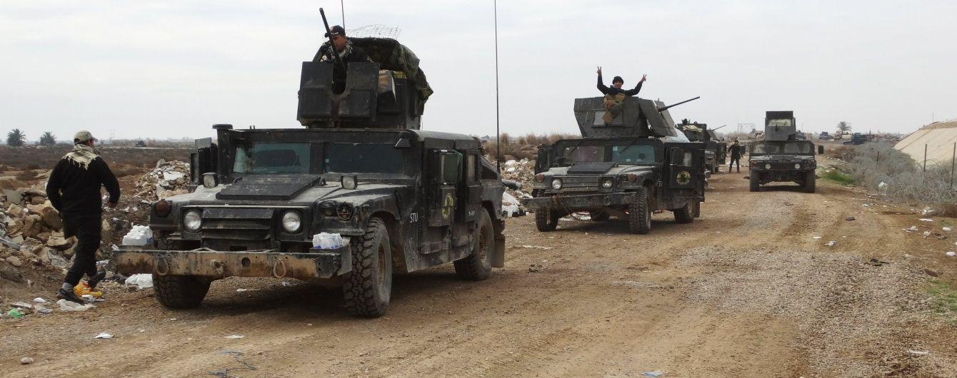 В Іраку почалося масштабне звільнення Мосула від ІДІЛ