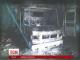 У Києві ущент згоріли дві автівки швидкої допомоги