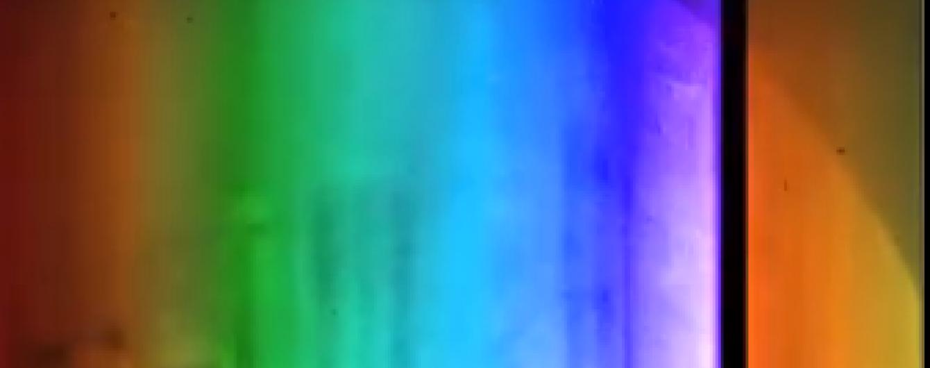 NASA опублікувало перше відео з Плутона