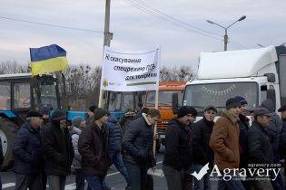 Бунтівні українські аграрії озвучили вимоги до Порошенка - документ