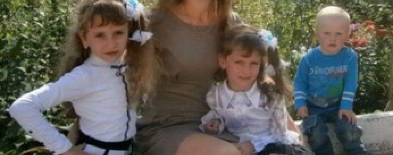 Молода мама трьох дітей Ірина потребує негайної допомоги