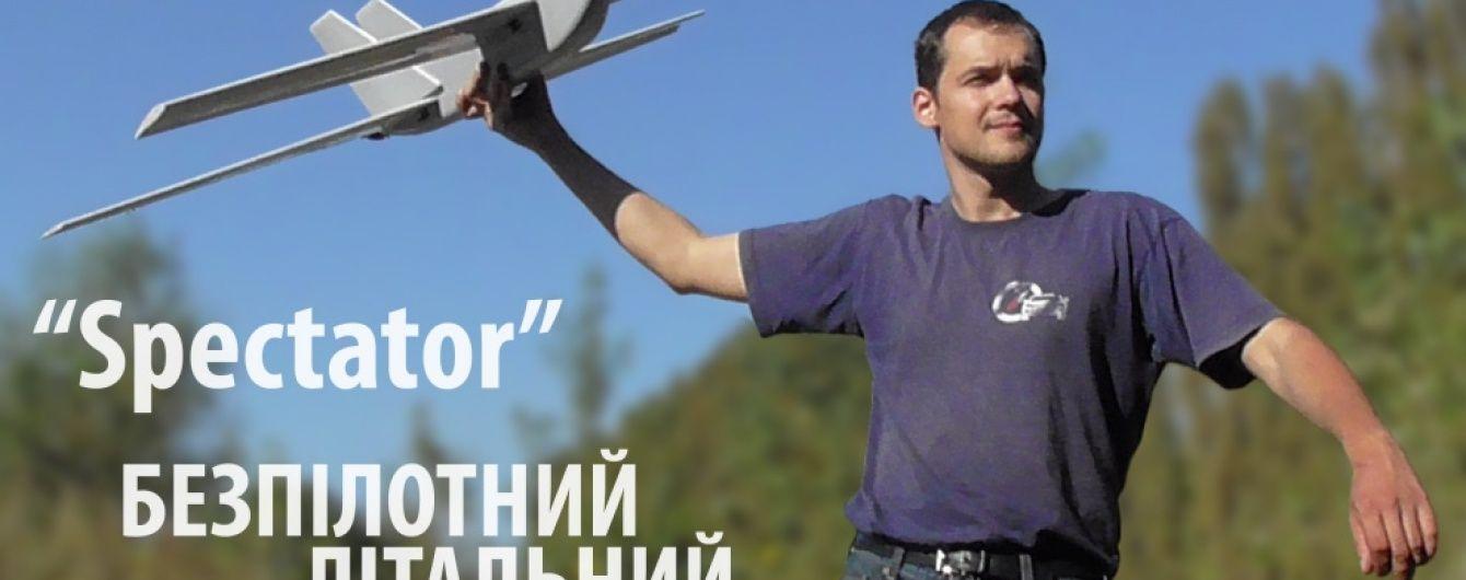 В АТО відправлять першу серію безпілотників українського виробництва