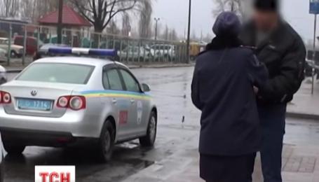 Стрельба с ранеными в столичном районе Оболонь