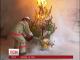 Рятувальники нагадали українцям, як не спалили свою ялинку на Новий рік