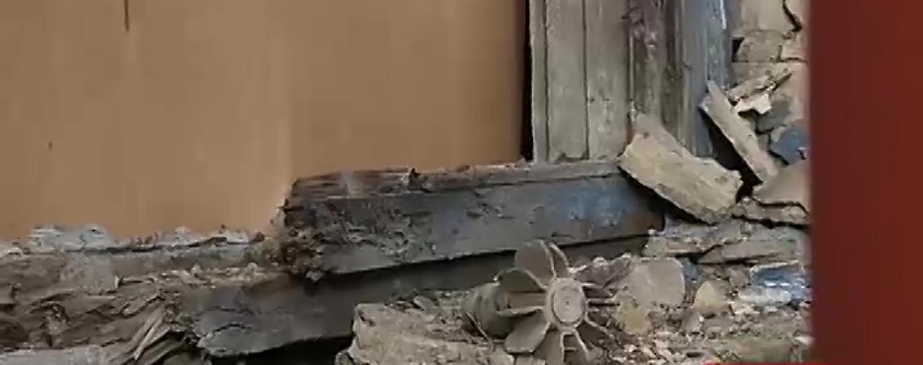 Загибла від міни терористів жителька Зайцевого не встигла добігти до підвалу