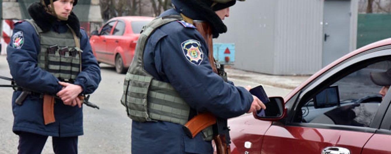 """При в'їзді в Одесу перевірятимуть """"підозрілі"""" авто"""