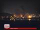 Вантажівка з українськими номерами вибухнула в порту Стамбула