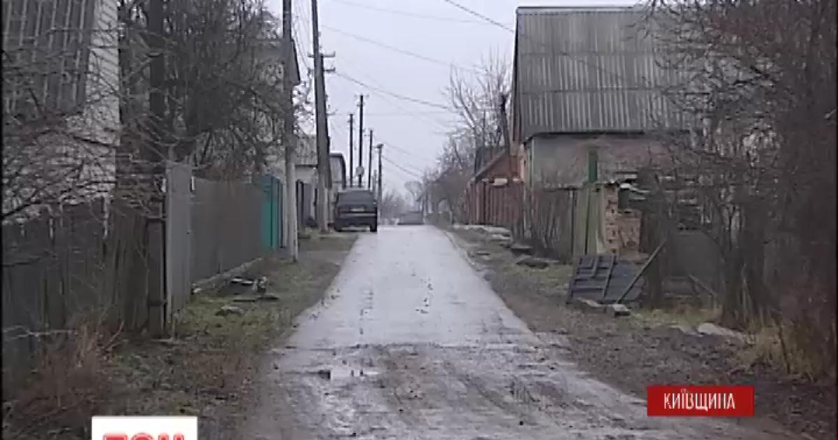 На Київщині почали відстрілювати злодіїв та грабіжників