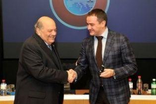Президент ФФУ отримав посаду в УЄФА