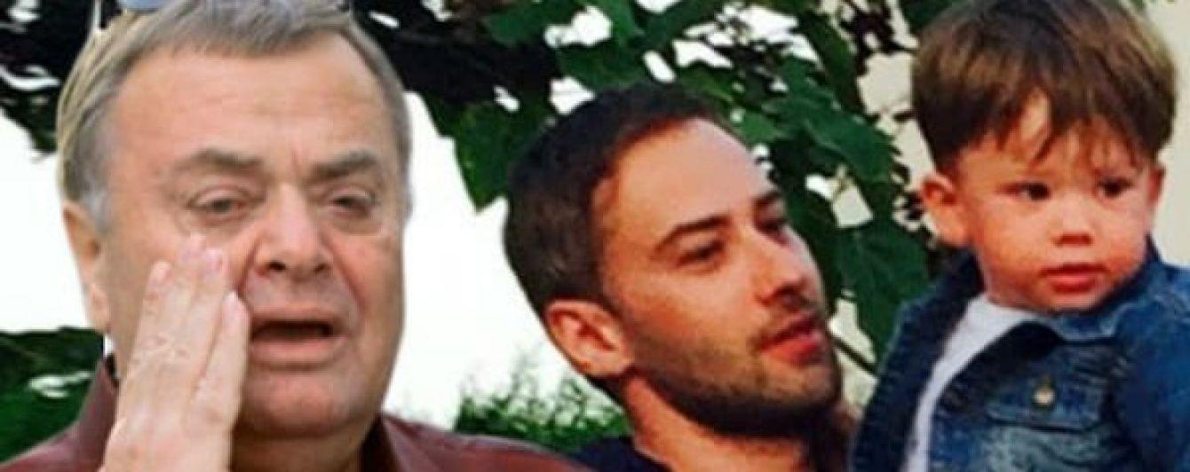 """Батько Фріске заявив, що ставитиметься до Шепелєва, як """"до сина"""""""