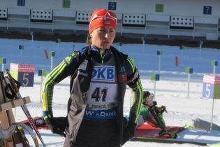 Українська біатлоністка Семеренко виграла Кубок Словенії