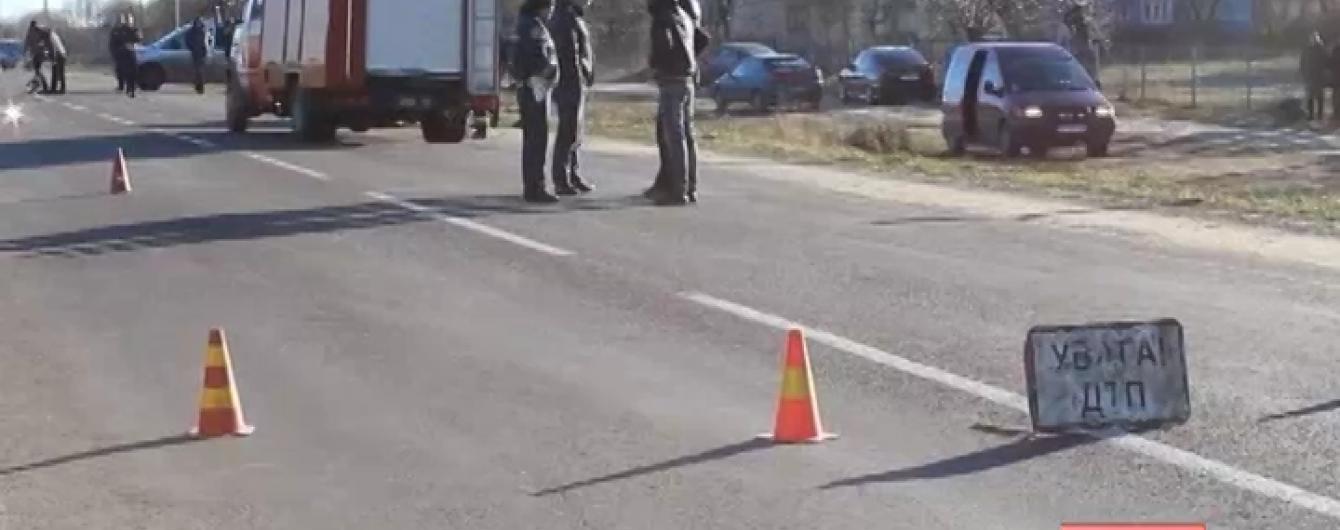 Через грубе порушення ПДР на Волині загинули четверо людей