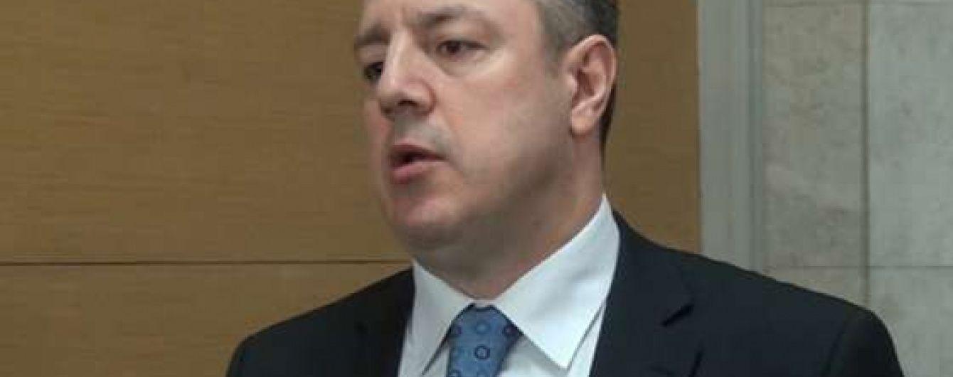 Георгій Квірікашвілі став прем'єром Грузії
