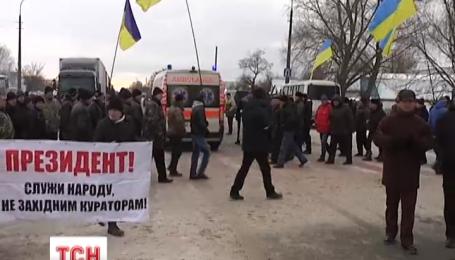 Трассу Кировоград-Николаев сегодня угрожают перекрыть фермеры Кировоградщины