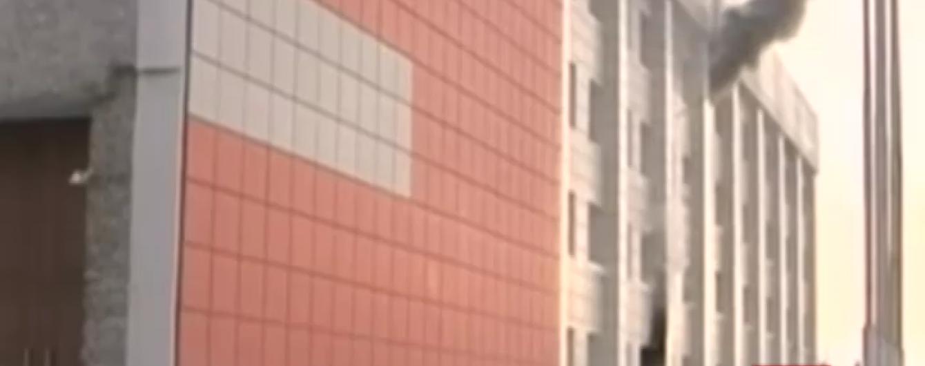 Российский пенсионер сжег мэрию городка Дудинка из-за квартирного конфликта
