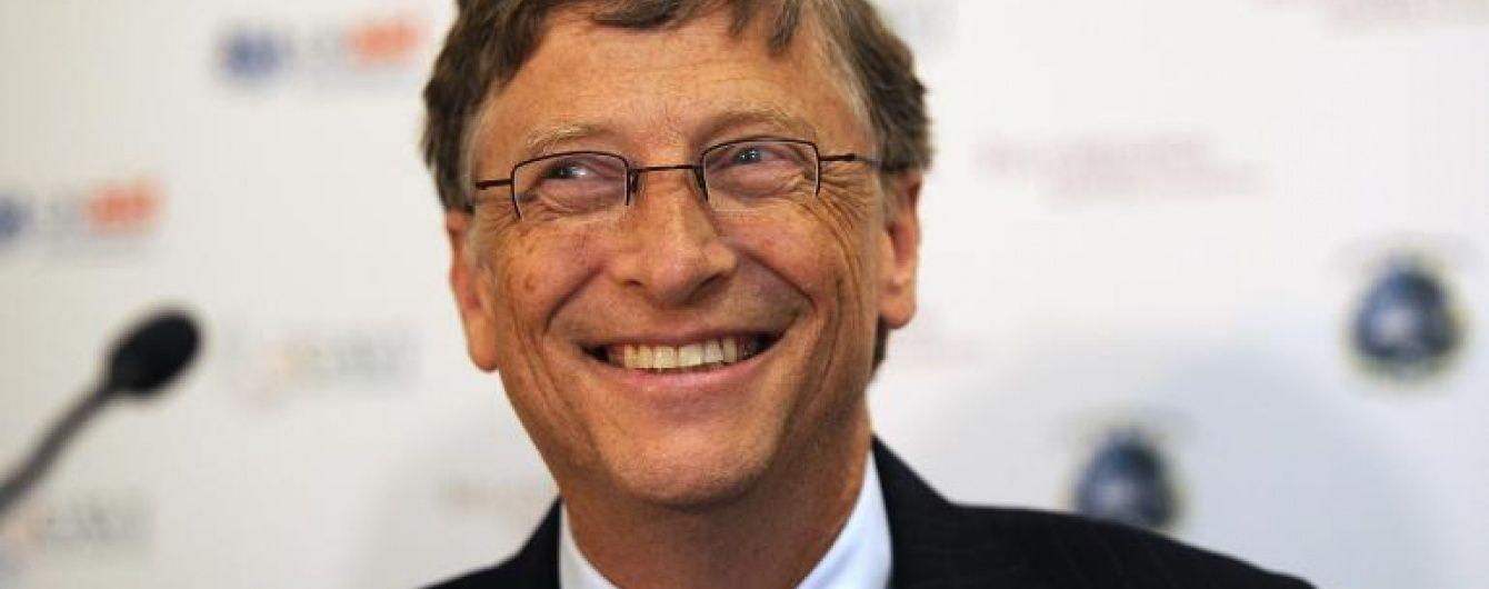 Статки Білла Гейтса перевищили рекордні $ 90 млрд – Bloomberg