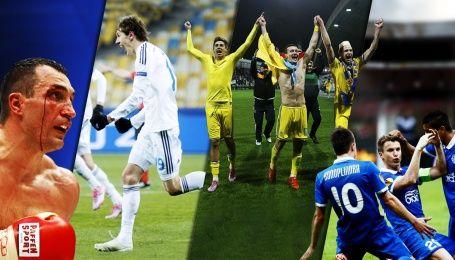 Перемоги та поразки 2015: як минув для України спортивний рік