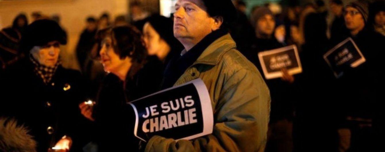 У Парижі поліція застрелила зухвалого терориста з ножем