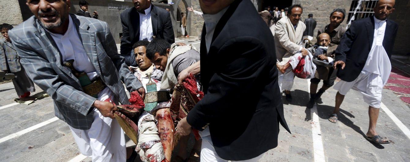 """У Ємені авіаудар влучив у машину """"швидкої допомоги"""""""