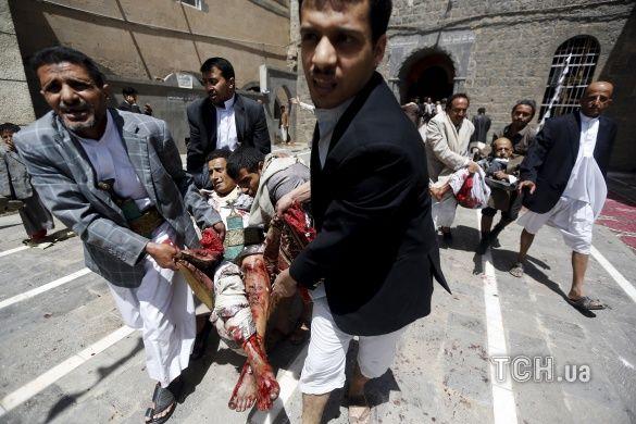 Потрійний теракт у Ємені