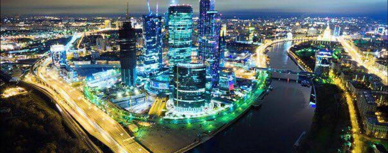 У Москві сталася пожежа в 95-поверховому хмарочосі