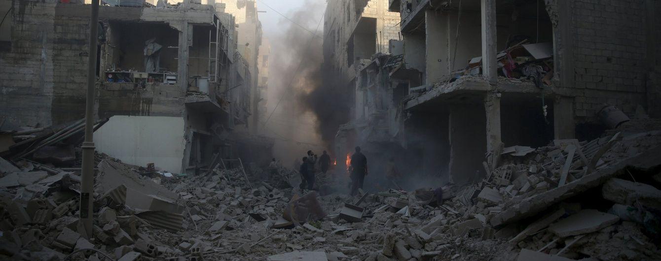 Сирійська армія продовжує відбивати важливі міста у бойовиків