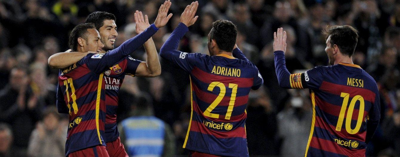 """""""Барселона"""" побила іспанський рекорд """"Реала"""" перед Новим роком"""