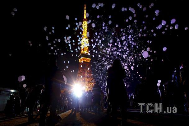 Новий рік крокує планетою. Земляни почали зустрічати 2016 рік