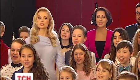 Как записывали особый предновогодний гимн Украины