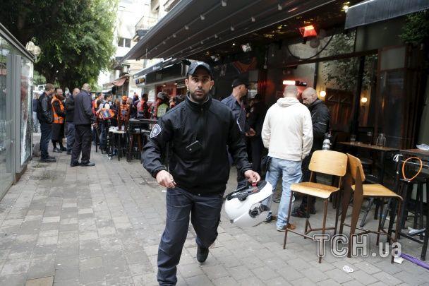 Перестрілка в центрі Тель-Авіва: є загиблі та поранені
