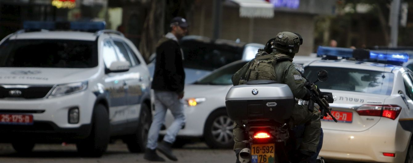 Поліція Ізраїлю за добу знищила вже п'ятьох озброєних палестинців