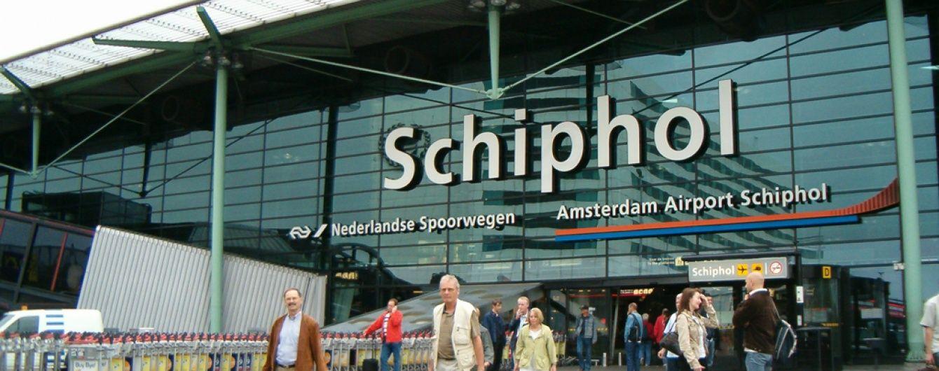 Аеропорт Амстердама евакуювали через англійця, який погрожував вибухом
