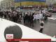У Києві маршем відзначили Міжнародний день миру