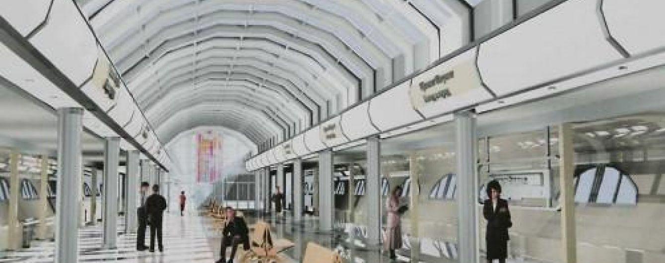 Кличко пообіцяв добудувати Подільсько-Воскресенський міст та запустити метро на Троєщину