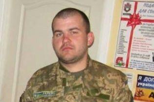 На Донбасі загинув перший у 2016 році український боєць