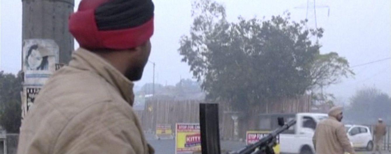 Поліція Індії ліквідувала бойовиків, які здійснили теракт на авіабазі