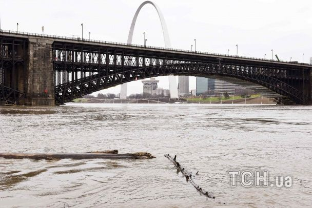 Обама оголосив надзвичайний стан у штаті Міссурі через масштабну повінь