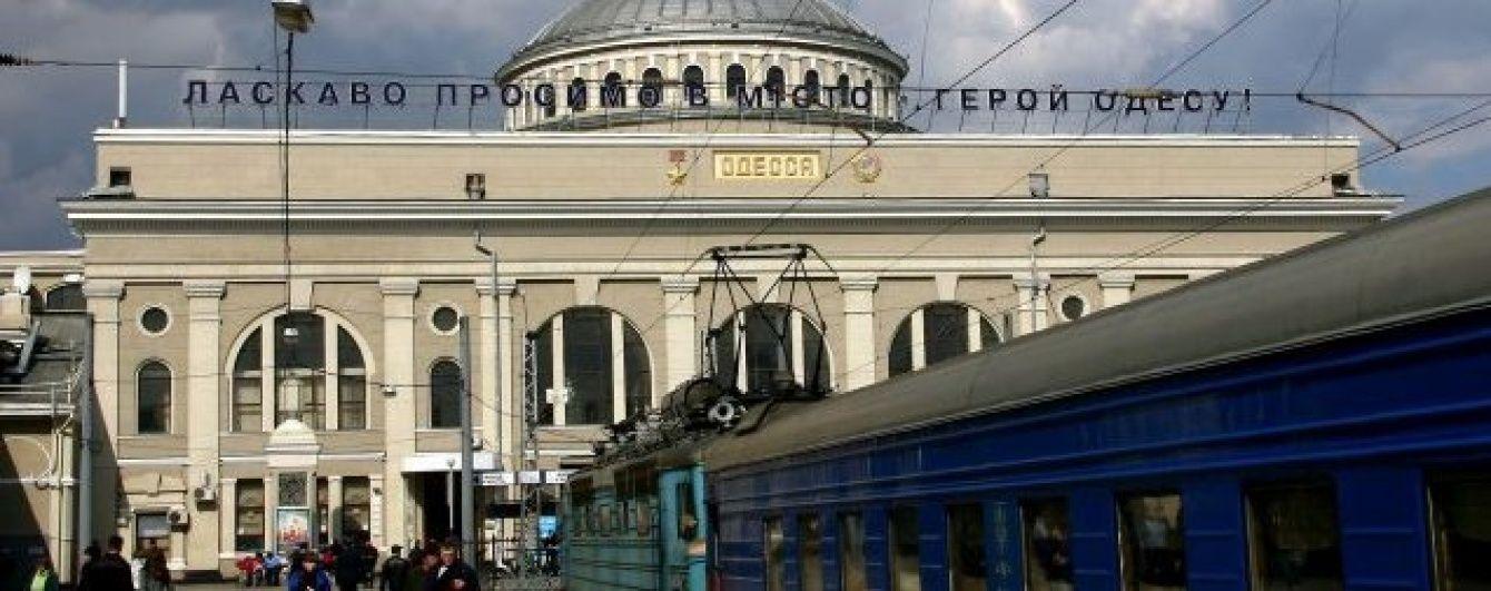 В Одесі знову пожежа: на залізничному вокзалі зайнялося депо