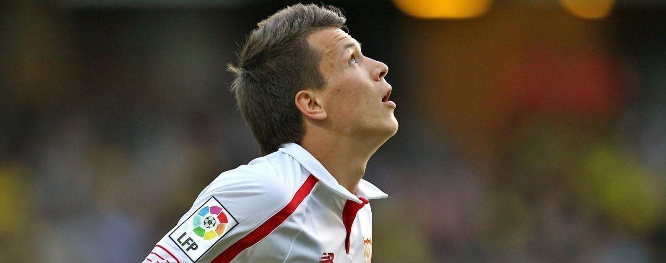"""Коноплянка не вважає """"Севілью"""" фаворитом у фіналі Ліги Європи"""