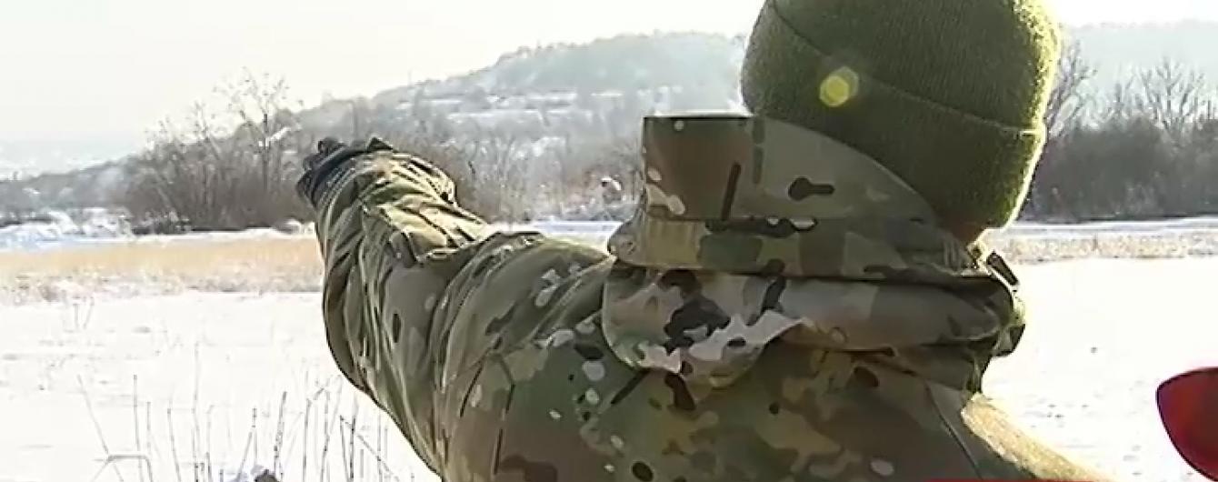 Військові поблизу Новотроїцького зайняли панівну висоту