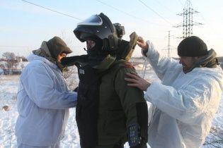 Неподалік Волновахи оголосили режим НС через знайдений арсенал німецької зброї