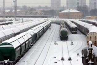 У Росії зійшов із колії вантажний поїзд і заблокували рух ще чотирьох пасажирських