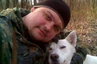 """У зоні АТО загинув колишній боєць полку """"Дніпро-1"""""""