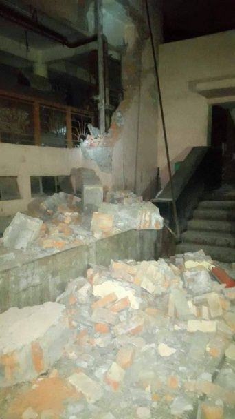 Стала відома кількіть жертв внаслідок потужного землетрусу в Індії