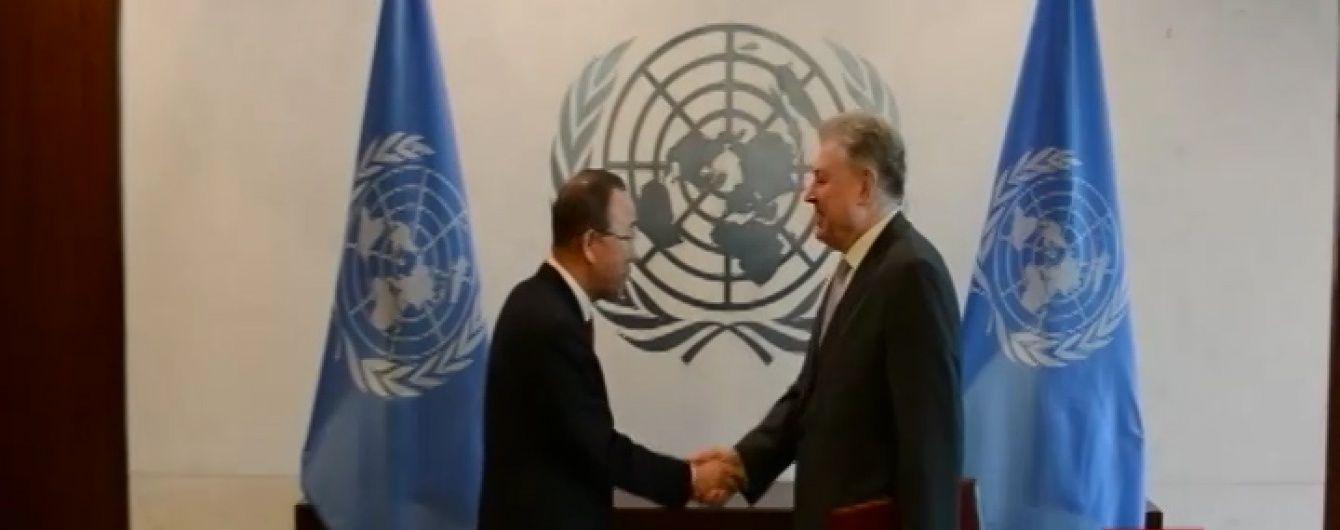 В Україні можуть відкрити офіс підтримки ООН