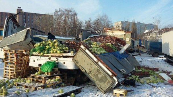 У Харкові на центральному ринку стався вибух: постраждав чоловік