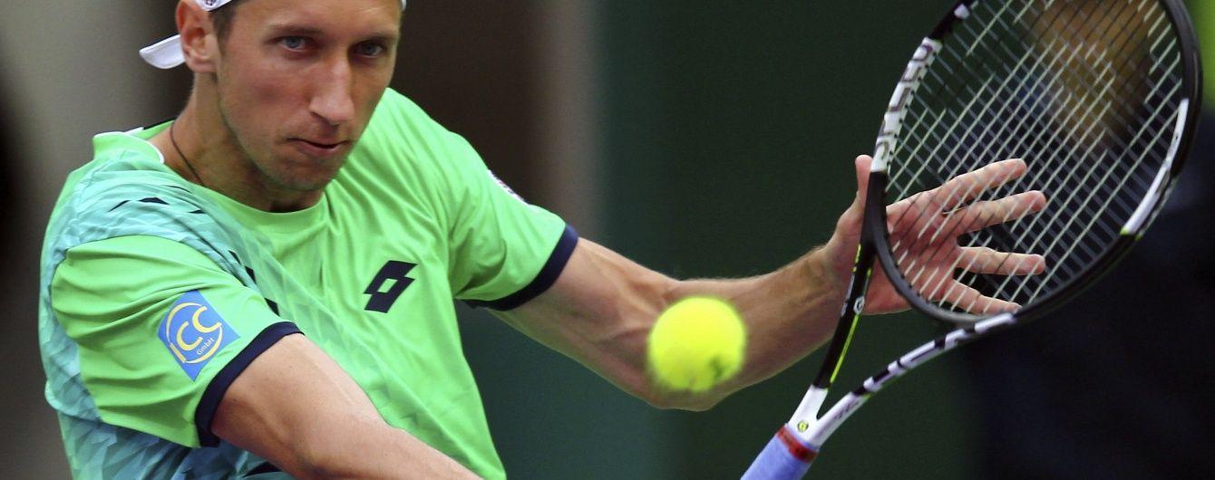 Українець Стаховський виграв турнір у Кореї і кваліфікувався на Вімблдон