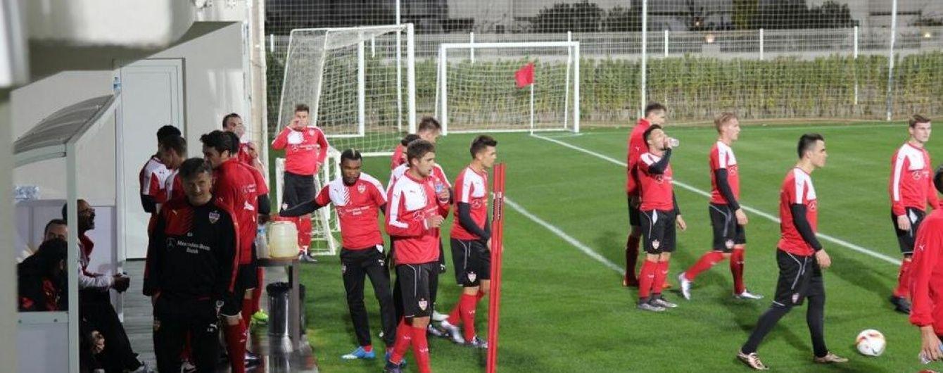 Динамівець Кравець провів перше тренування з новим клубом