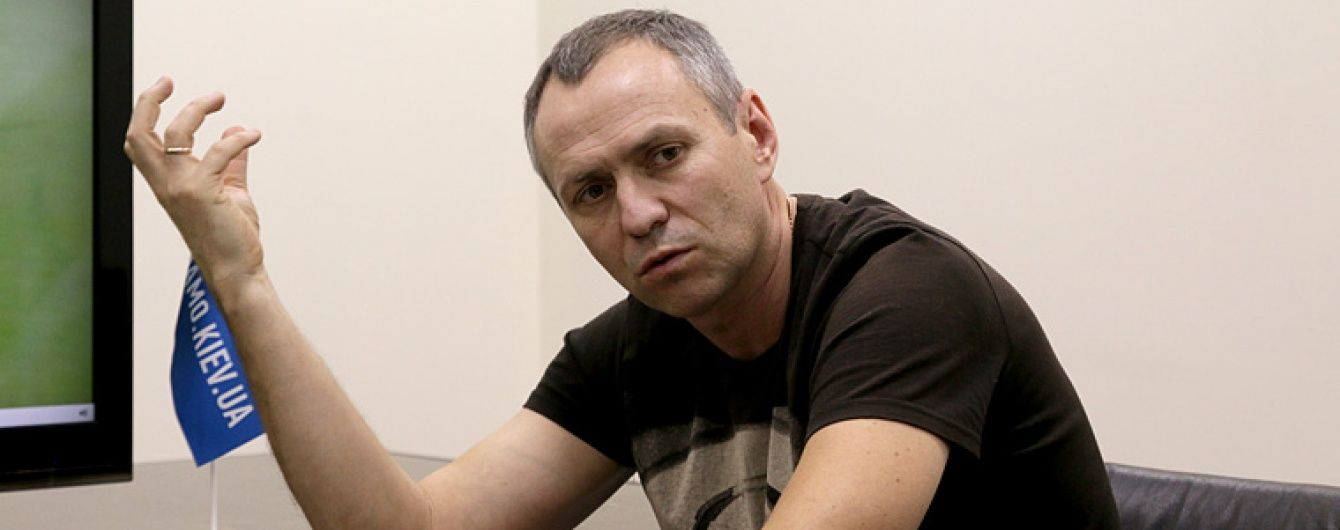 Заграти Зінченка за збірну України було моєю ініціативою – Головко