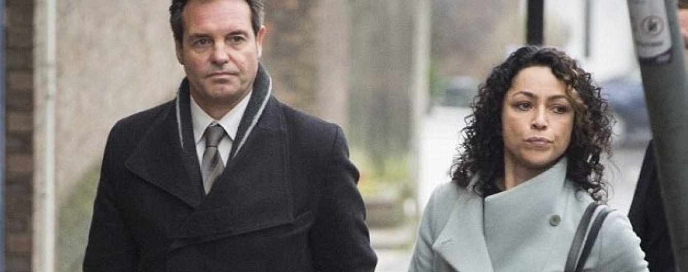 """Скандальна Карнейро відвідала слухання справи проти Моурінью та """"Челсі"""""""